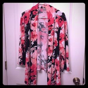 Tops - Chicos -easywear cardigan/kimono